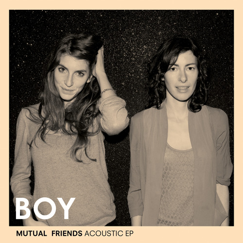 BOY - Little Numbers [acoustic]
