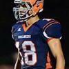 Beech High School running back Jalen Hurd joins the Game Blitz, 8-23-13