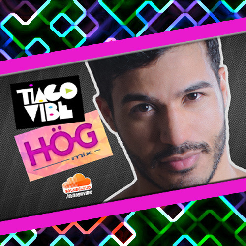 TIAGO VIBE - HÖG Club Live MIXED #RadioShowHits 22Aug2013