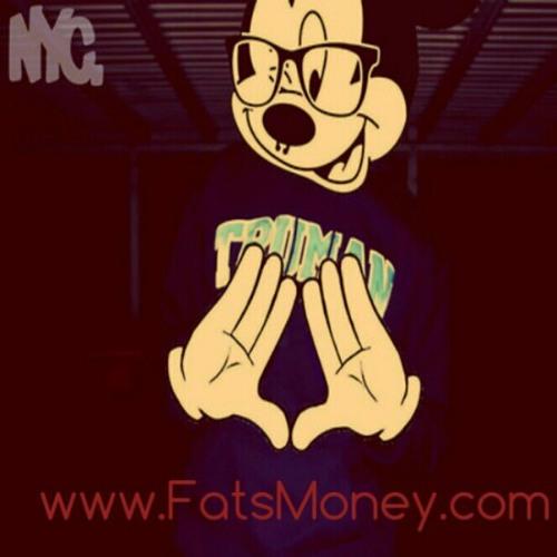 Fats Money Smokin' On LOUD Inst. !!! (Prod. by @Fats_Money)