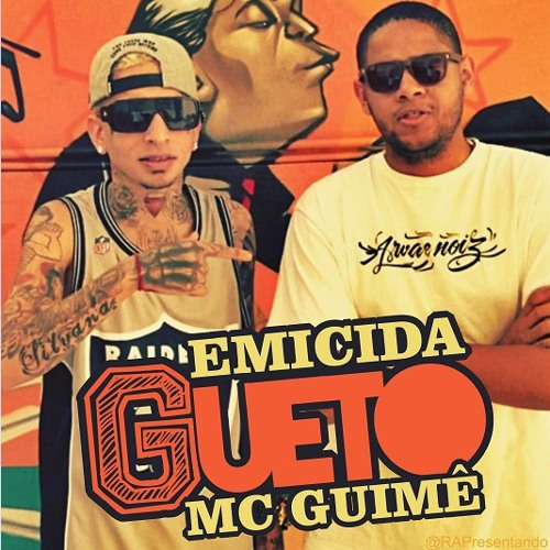 "Emicida - ""Gueto"" part. MC Guimê"