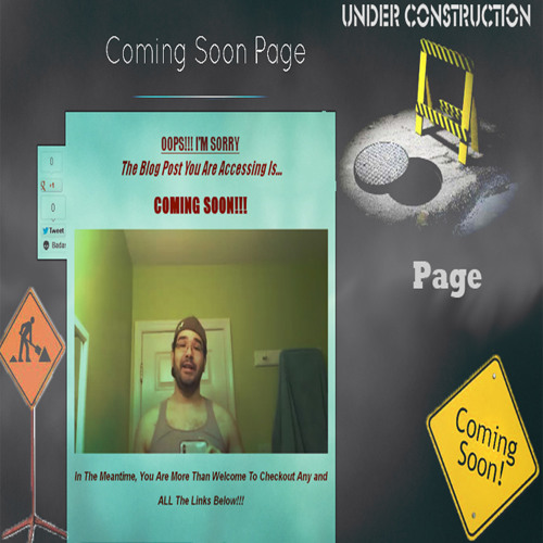 How I Built A Fast and Simple Coming Soon Page That Makes My Life Easier