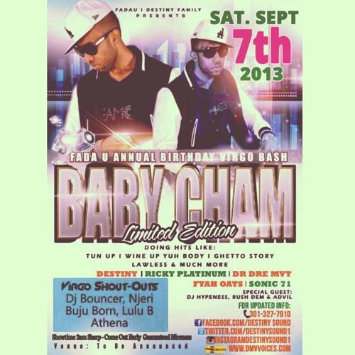 Baby Cham Promo AD