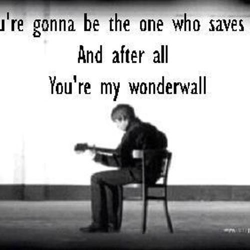 Oasis - Wonderwall - Cover
