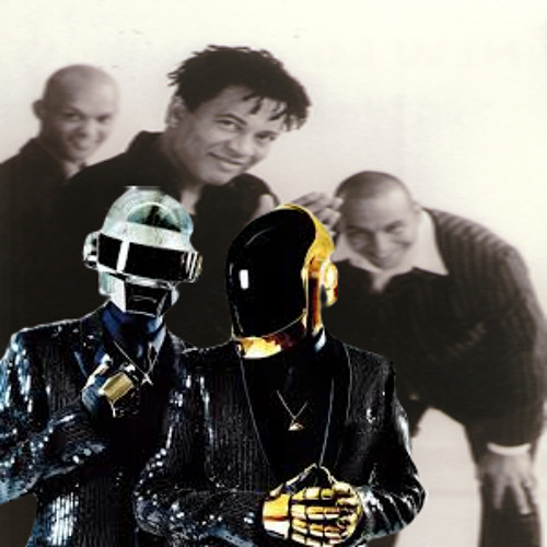 I've Been Thinking About Getting Lucky (Daft Punk & Londonbeat Mash-Up)