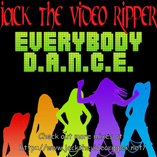 C&C Music Factory - Everybody D.A.N.C.E. 2K13 (Jack The Video Ripper's Trapblend Bootleg)