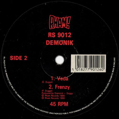 Frenzy - Demonik (1990)