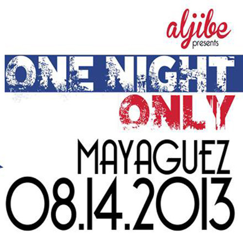 One Night Only by: Deaf Audio Circus (Top Techno Chart August 2013)[08.14.2013]