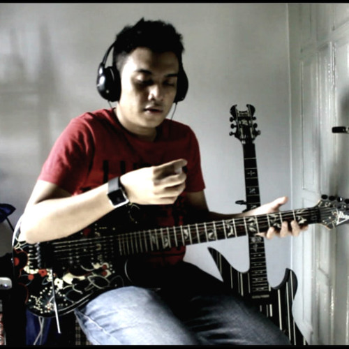 Slither - Velvet Revolver GUITAR cover by Wahyu Ibrahim