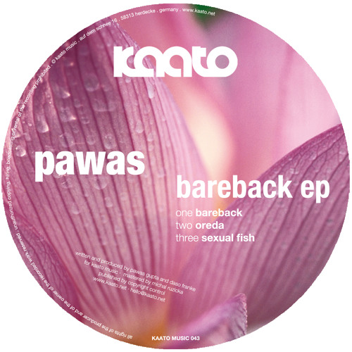Bareback - Pawas (Kaato043)
