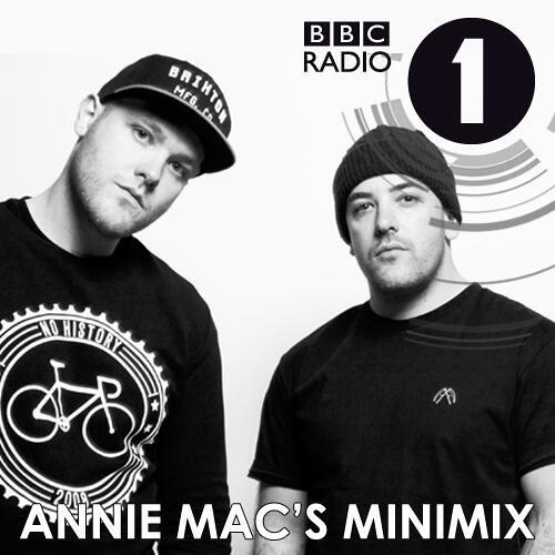 Mak & Pasteman BBC Radio 1 Minimix