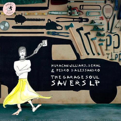 Huracan Williams vs Demal - Dinah & Me (Future Step Jazz Version) [APD082]