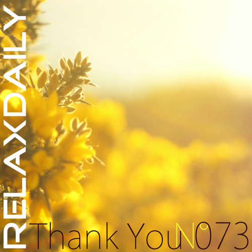 N°073 - Thank You Edit