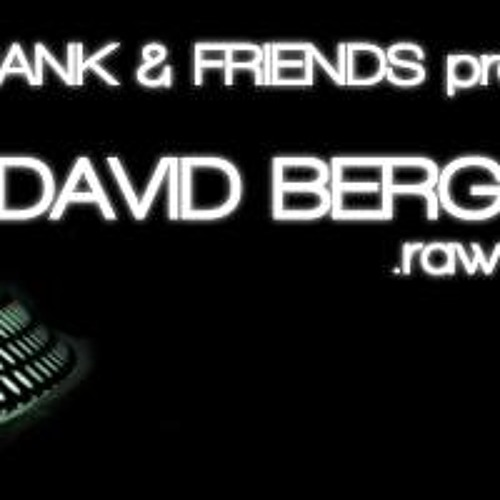 David Berg @ Frank & Friends - Radio Darmstadt 17.8.2013