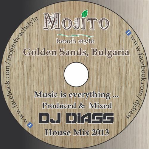 Dj Diass Summer House Mix 2013 [Free Download]