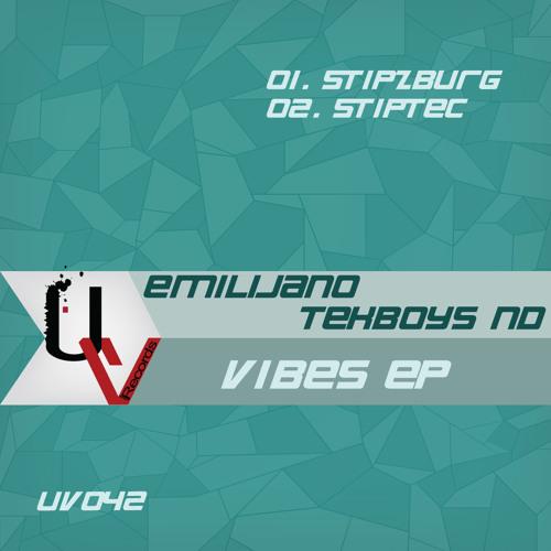 Emilijano, TekBoys ND - Stipzburg [UrbanVibe Records] OUT NOW ON BEATPORT