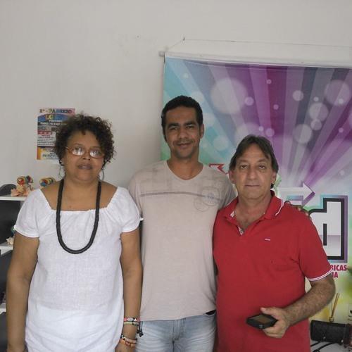 Entrevista Eduardo Barbosa e Rosângela Castro