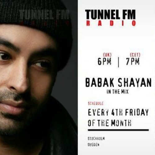 Babak Shayan presents TOOP! Kicked by Deep Spelle