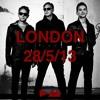Depeche Mode Londra 28 Maggio 2013 Delta Machine Tour