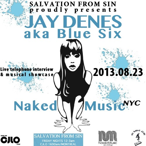 Salvation From Sin 2013-08-23 Feat Jay Denes Naked -9956