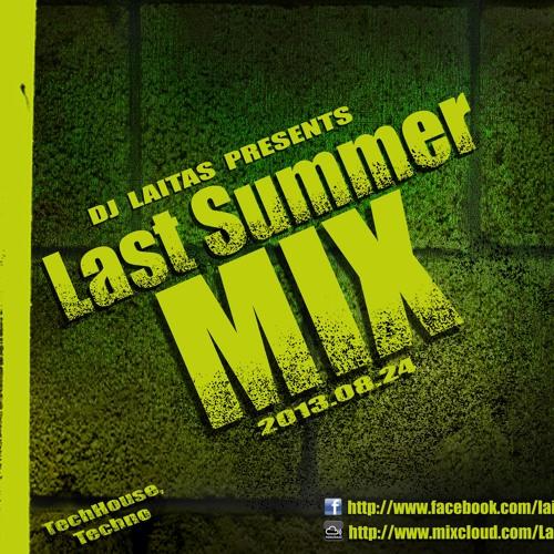 Laitas - Last Summer Mix (2013)
