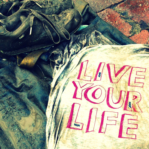 live your life sample