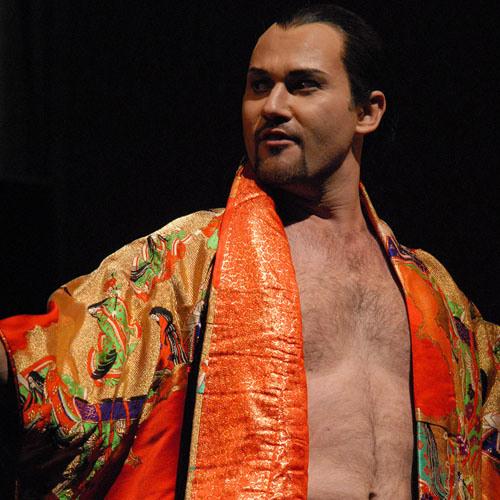 Artist of the Year: MARIUSZ KWIECIEN as Don Giovanni