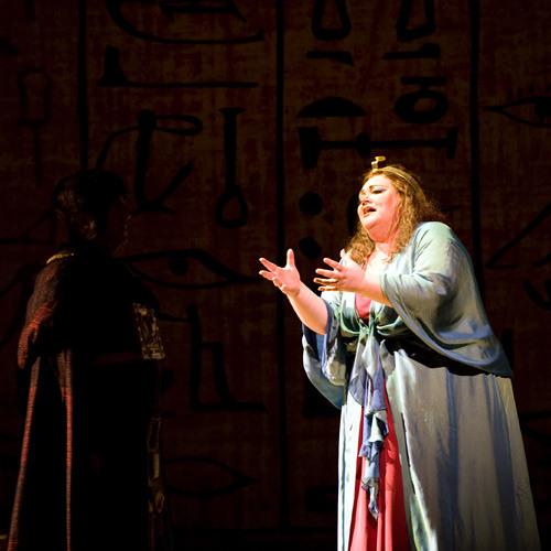 Artist of the Year: STEPHANIE BLYTHE as Amneris