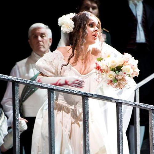 Artist of the Year: ALEKSANDRA KURZAK as Lucia