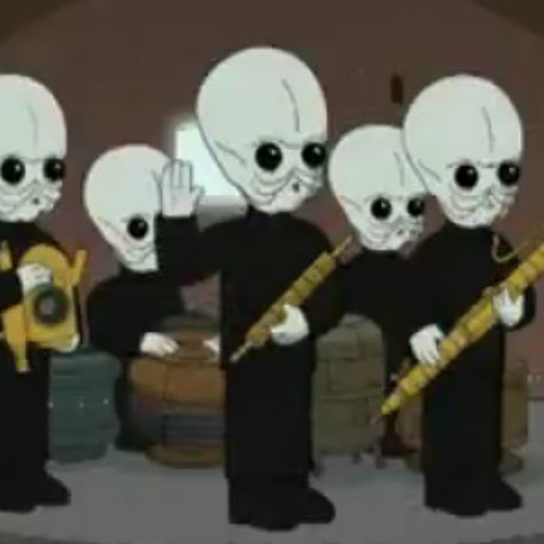 Cantina Band- Blue Harvest