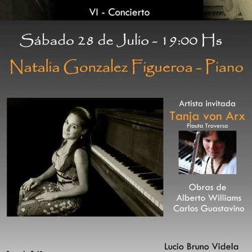 Alberto Williams - Piecitas argentinas op. 123 (1945) -en vivo en piano original del Mtro. Williams