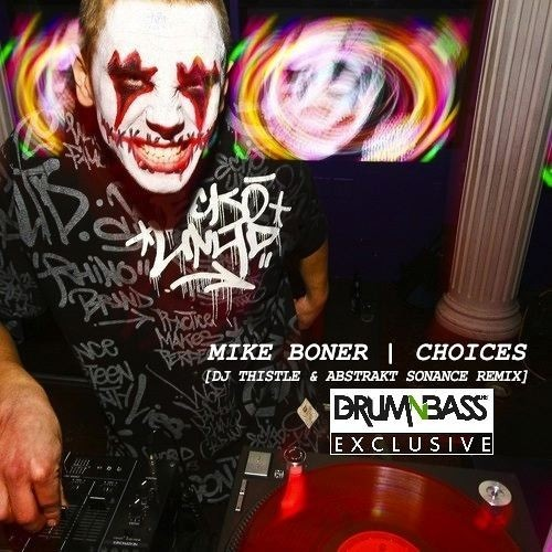 FREE DL - Choices (Clip)- Peaked @ #6 on drumnbass.net, over 6000 plays.