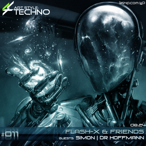 Art Style: Techno   Flash-X & Friends #011 [Part 2] : Dr. Hoffmann