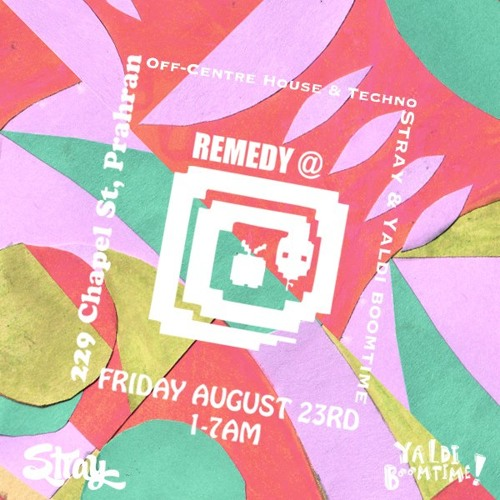 Delayer live @ Revolver Upstairs with Stray & Yaldi!