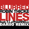 Robin Thicke- Feat: T.I + Pharrell- Blurred Lines - Dariio Remix (Now Free For D...