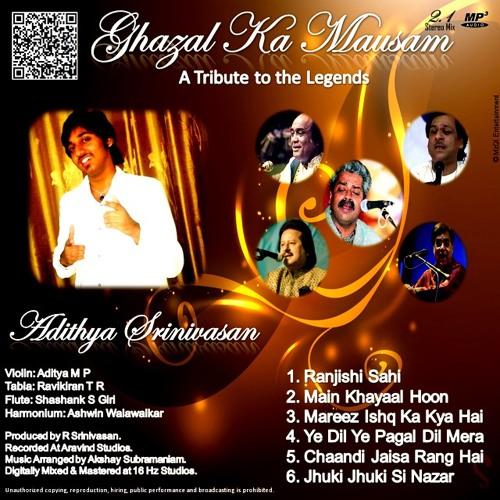 Ghazal Ka Mausam - A Tribute to the Legends