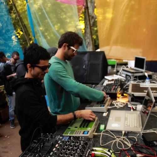 Double Reaktion Live @ Refresh Festival 2013