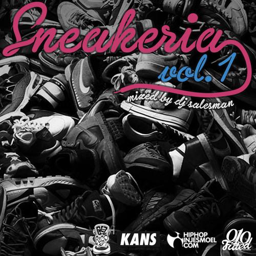 Sneakeria vol1 gemixt door DJ Salesman