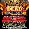 Download KING ADDIES - VS - BASS ODYSSEY - DEAD THIS TIME-TAMPA FL-8-24-13 Mp3