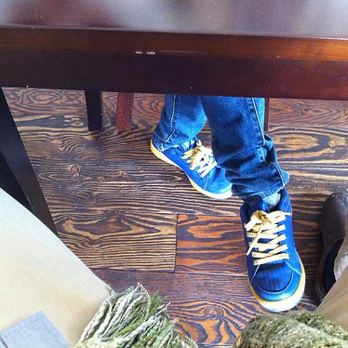 Miss Jiwaku's Blue Shoe Blues Coursera Jazz Improv Homework, Week 5