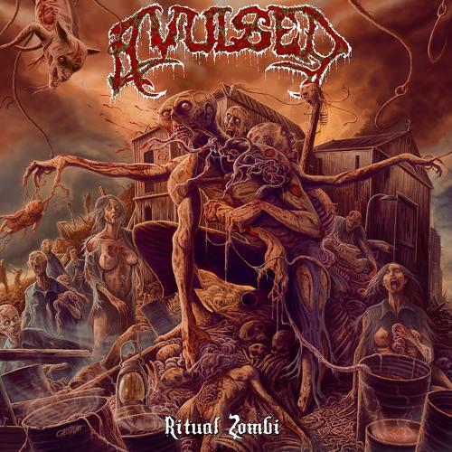 AVULSED - Dead Flesh Awakened