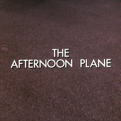 Gina Calabrese - The afternoon plane