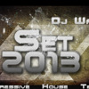 SET - Progrssive - House - Techno - DJ WASH 2013