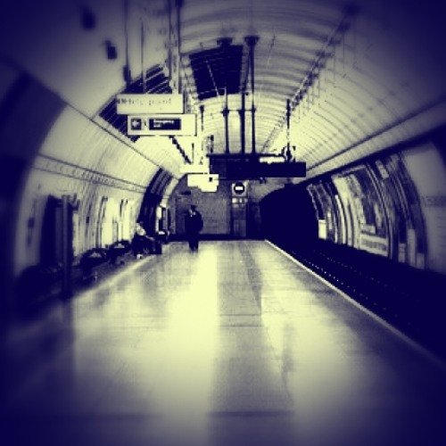 photograph 2 - tube station