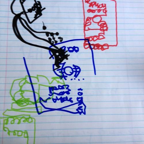 improv sp404 chain jam (SasQ, Spliff, Gordi Blok & 18sense)