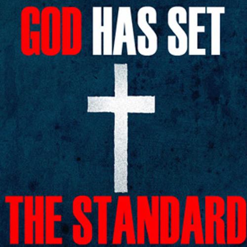Min. Harley- God Has Set The Standard