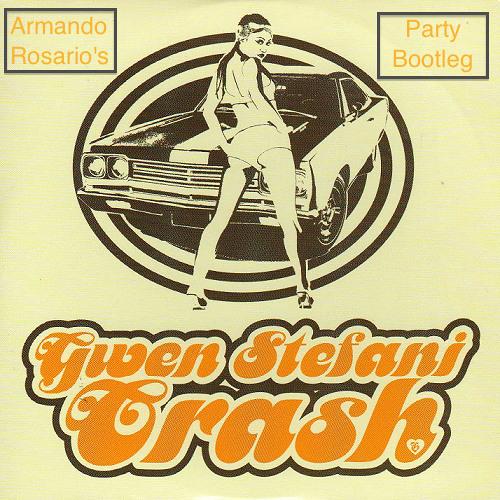 Gwen Stefani - Crash (Armando Rosario's Party Bootleg)