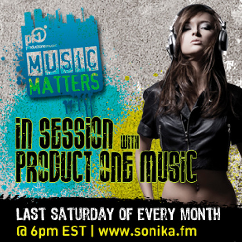 In Session with Product One Music mixed by Yorsh Olaya - Episode 009 - Pt1
