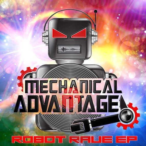 GPK - ROBOT RAVE EP MAD040 OUT NOW!!!