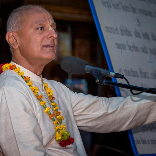 HG Nityananda Prabhu / About upcoming Sri Krishna Janmastami